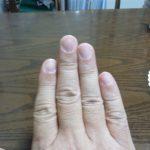 男性は薬指が長いほど、子供がたくさんできる。