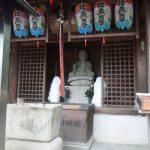 中山寺の子授け地蔵