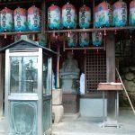 中山寺の子授け地蔵尊